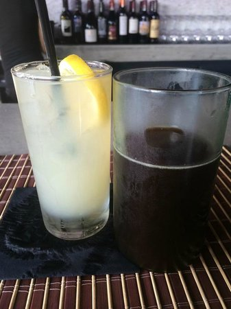 S.A.L.T Fusion Cuisine & Cana Lounge : Cocktails