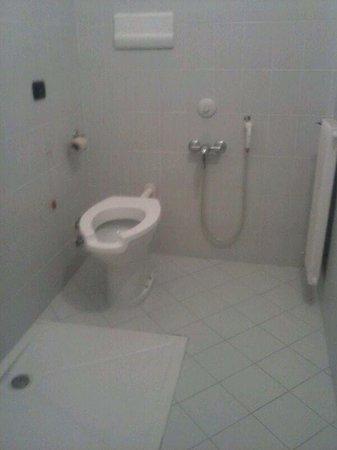 Euro Hotel : Bagno per disabili??!!