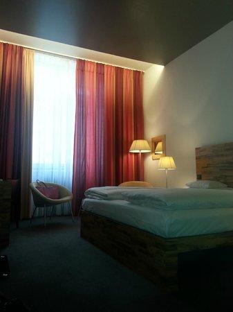 Mövenpick Hotel Berlin: Comfort Room