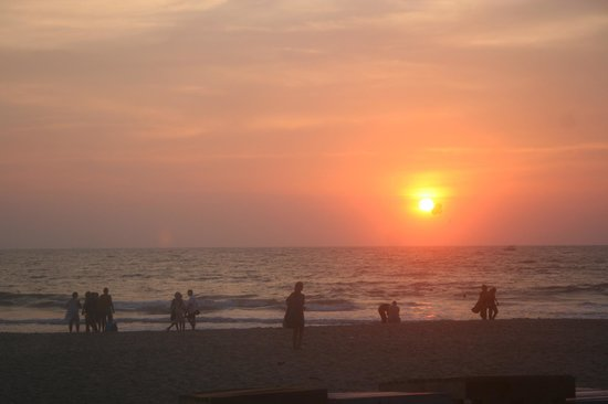 Colonia Santa Maria (CSM) : Sunset for balcony