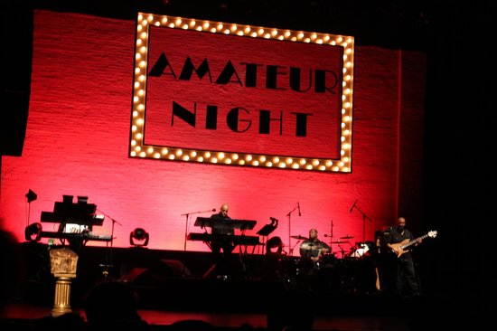 Apollo Theater: stage