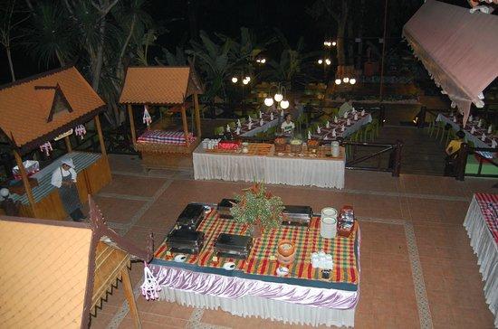Pung-Waan Resort: restaurant