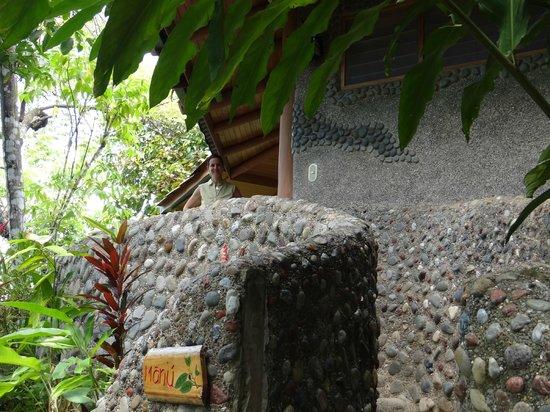 La Cusinga Eco Lodge: Eingang Honeymoonsuite
