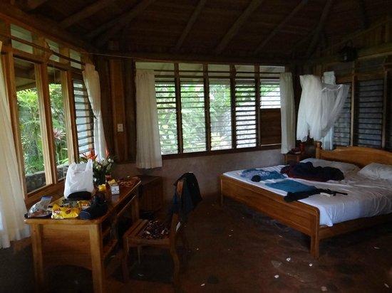 La Cusinga Eco Lodge: Honeymoonsuite