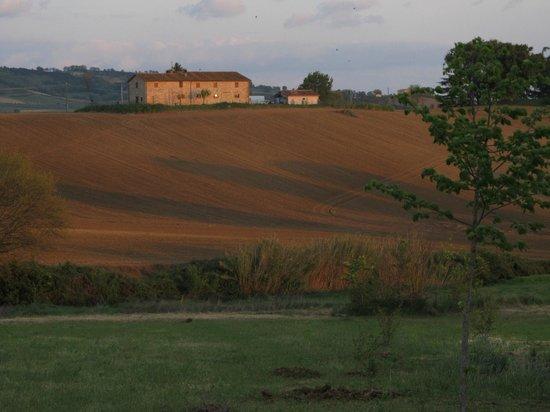 Agriturismo il Geranio: Panorama