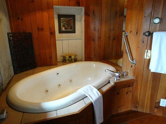 Gideon Ridge Inn: Large Hot Tub