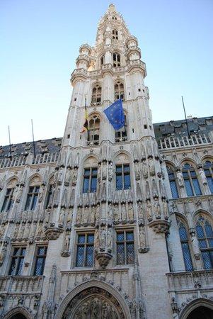 Town Hall (Hotel de Ville) : Stadhuis van Brussel
