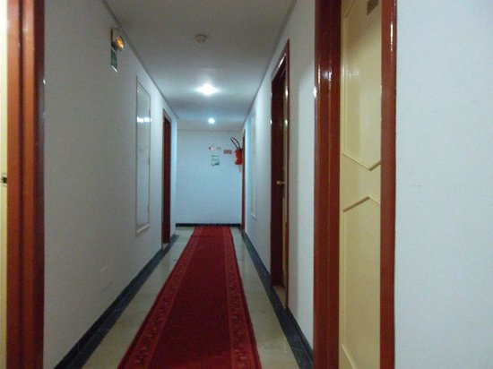 Hotel El Oumara : Couloir