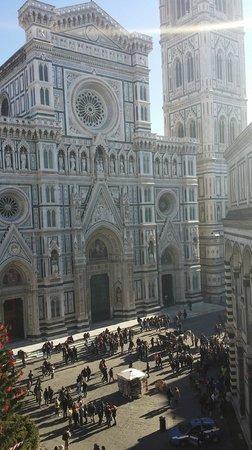 Duomo View B&B: Vista dalla camera..wow!