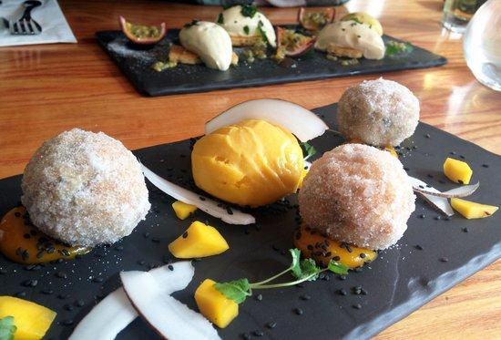 Food for Friends : Coconut Arancini