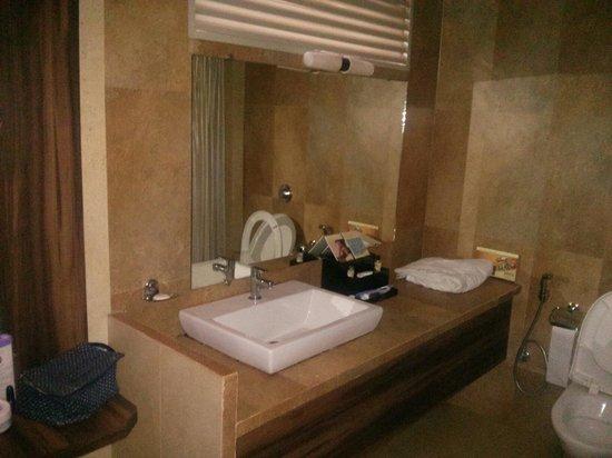 Adamo The Resort : Bathroom, deluxe villa