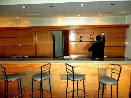 Hotel El Oumara : Bar