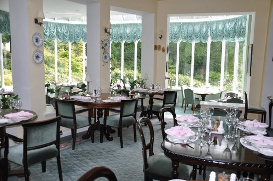 Cashel House Hotel: Dining Room