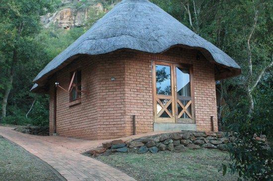 Ntshondwe Lodge: My lodge