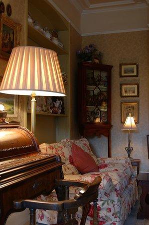 Cashel House Hotel: Lounge