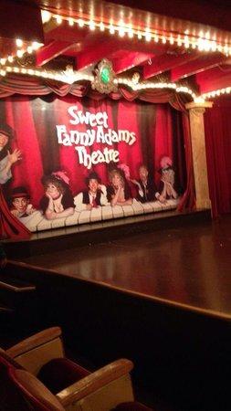 Sweet Fanny Adams Theatre: My happy place.....