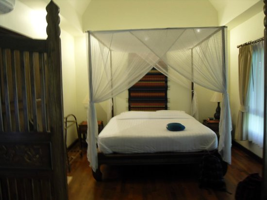 Baan Orapin Bed and Breakfast: Bed