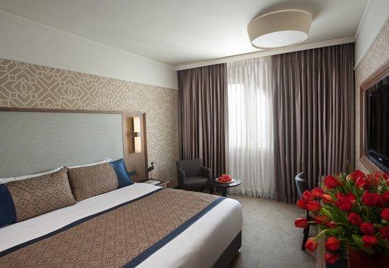 Dan Panorama Jerusalem: Guest room