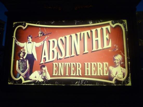 Absinthe: .