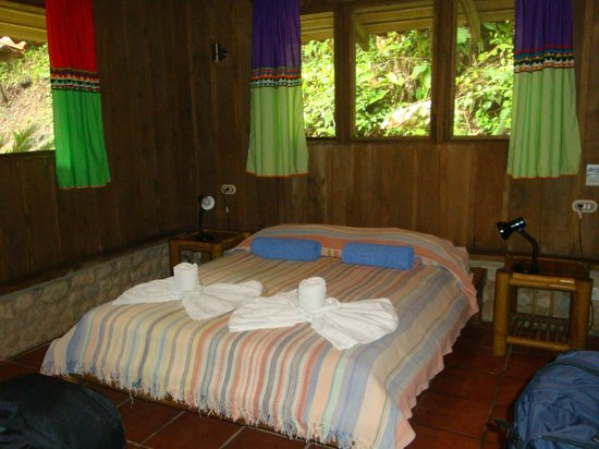 Esquinas Rainforest Lodge : Zimmer
