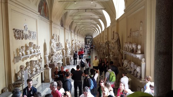 Maya Tours Roma: great tour for a busy busy day