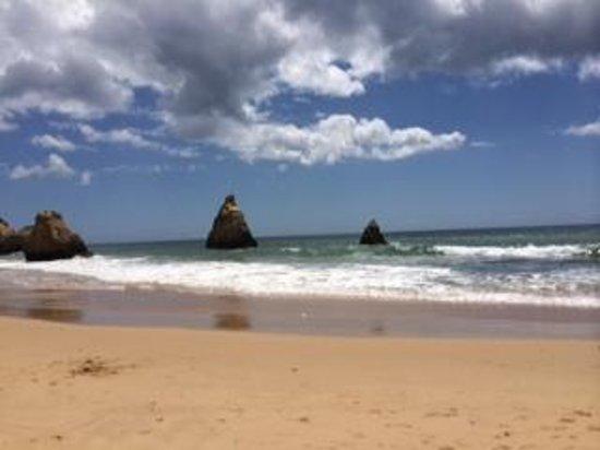Pestana Alvor Praia: la vue de la plage