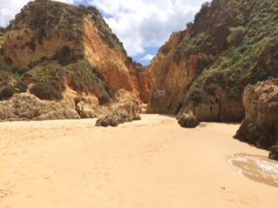 Pestana Alvor Praia: sur la plage