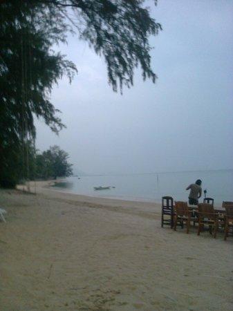 Phangan Great Bay Resort: Mattino