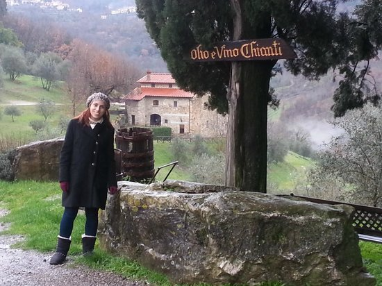 Tuscan Trails: Chianti Winery