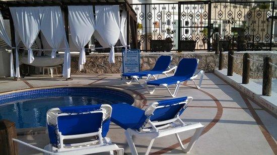 Flamingo Cancun Resort: The adult spa