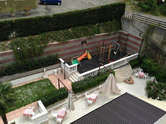 Hotel Plaza: giochi per bambini
