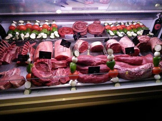 El Gaucho Argentinian Steakhouse: Showcase
