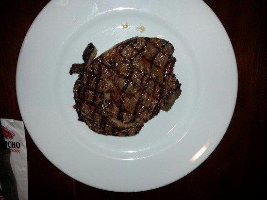 El Gaucho Argentinian Steakhouse: Rib eye