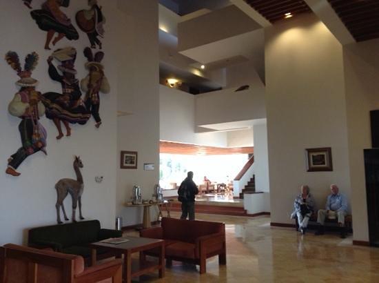 Libertador Lake Titicaca: lobby
