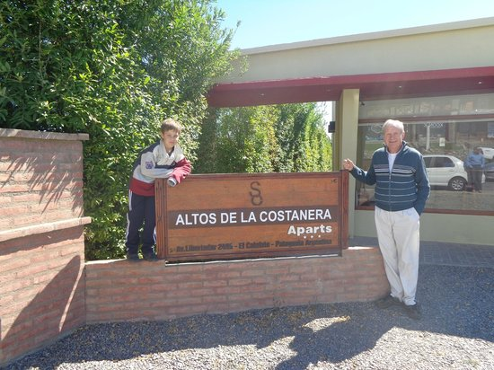 Altos de la Costanera - Aparts: Ingreso al apart