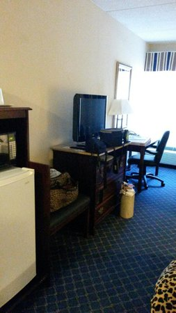 Holiday Inn Express Hershey (Harrisburg Area): Double queen room