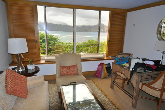St. Regis Princeville Resort : Ocean View Room
