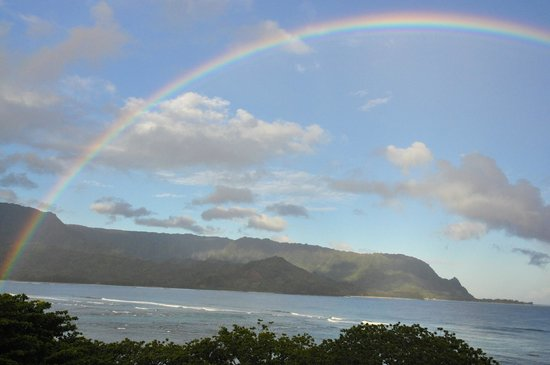 St. Regis Princeville Resort : Window views are special