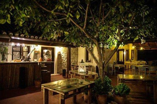 Maryvonne Taverna : RESTAURANT MARYVONNE A ILIOKASTRO ERMIONI GRECE