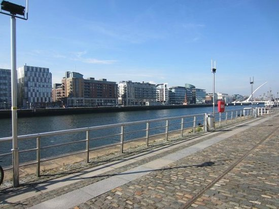 Dublin City Bike Tours: Dublin Port
