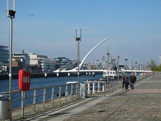 Dublin City Bike Tours: Samuel Beckett Bridge by Santiago Calatrava