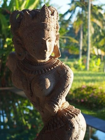 Chapung SeBali Resort and Spa: Little details in our villa, all part of the experience.