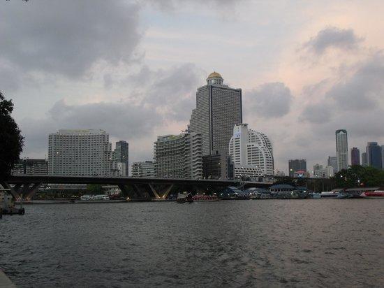 ibis Bangkok Riverside : Vista do Hotel
