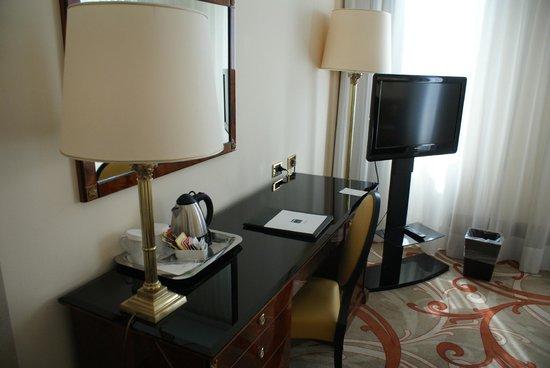 UNA Hotel Scandinavia: Room