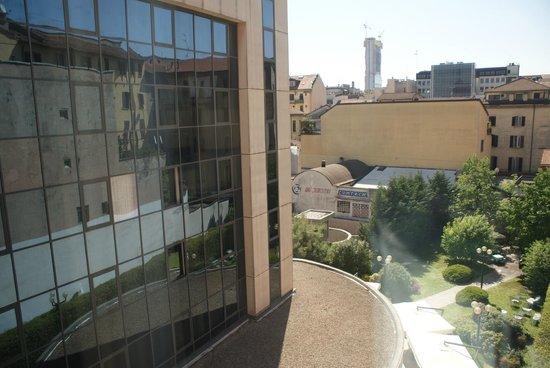 UNA Hotel Scandinavia: Room view