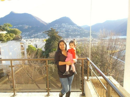 Maraini Resort: lovely view