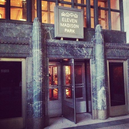 Eleven Madison Park : Entrance