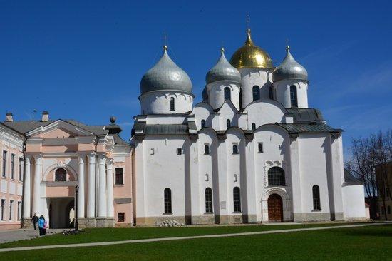St. Sophia Cathedral: Софийский Собор