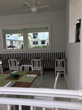 Pestana South Beach Art Deco Hotel: Comedor