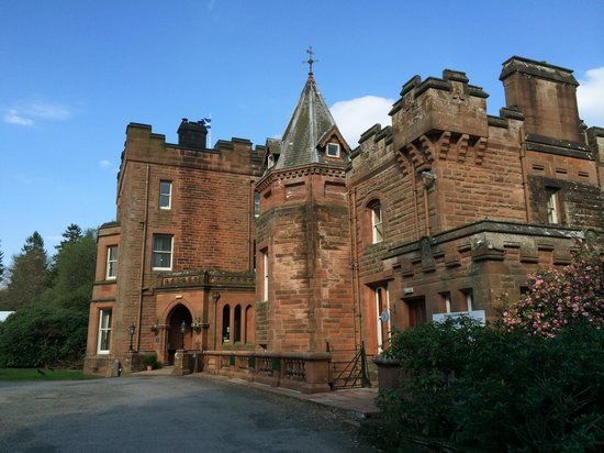 Friars Carse Country House Hotel: The Hotel